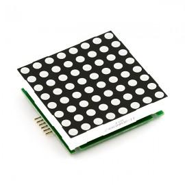 LED-матрица - серийный интерфейс - красная/зеленая/синяя