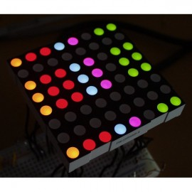 LED-матрица - трехцветная - большая