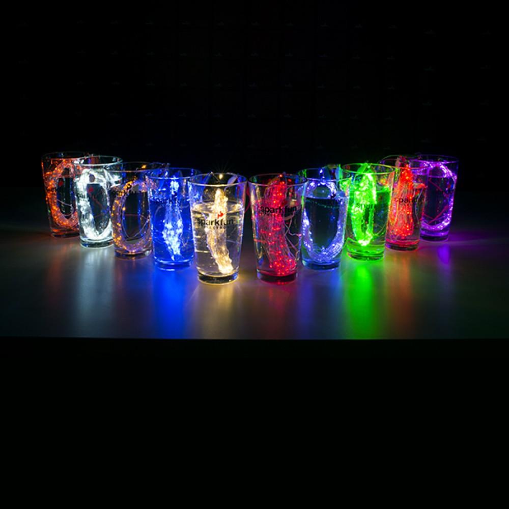 LED-лента - оранжевая (10М)