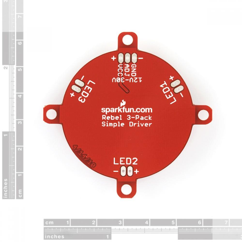 Драйвер Luxeon Rebel LED Single Driver