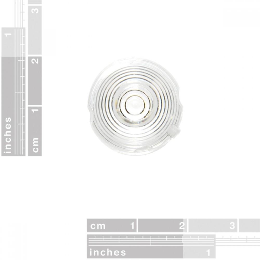 Luxeon Rebel Triple-LED - широкий оптический корпус