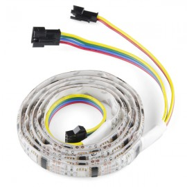 Лента RGB LED Strip - 32 LED/м - 1 м