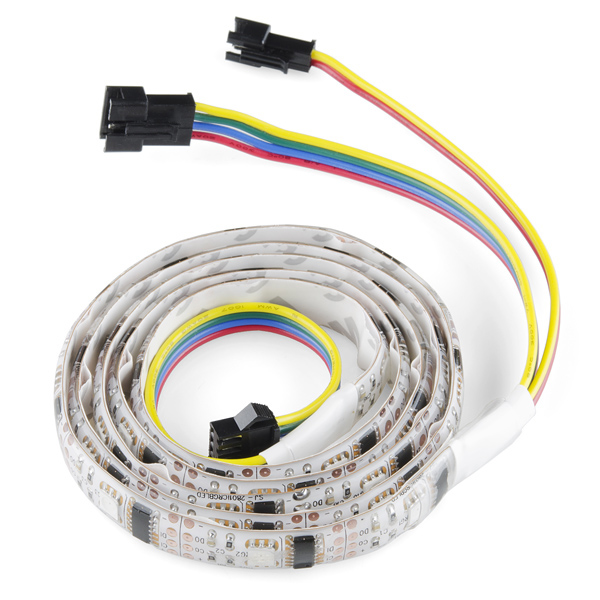 Лента RGB LED Strip - 32 LED/м - 1 м