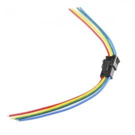 Коннектор к RGB LED Chain - (пара)