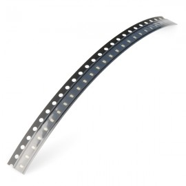 SMD LED - 0603 синие (лента из 25-ти)