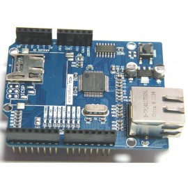 ПЛАТА Ethernet Shield MEGA W5100 для arduino