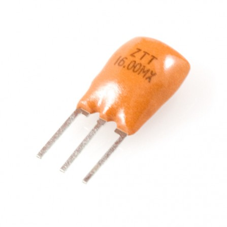 Керамический резонатор 16 МГц
