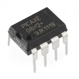 Микроконтроллер PICAXE 08M2 (8-пиновый)