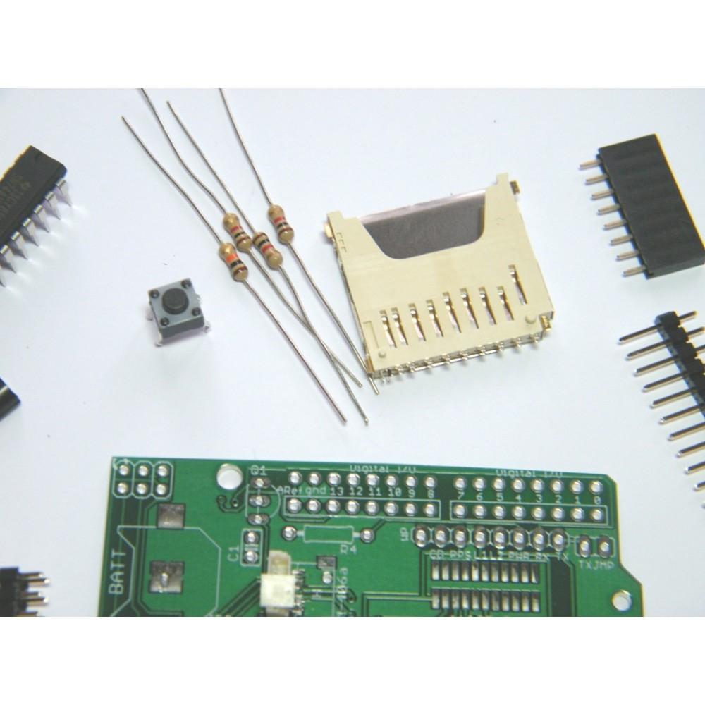 Adafruit GPS регистратор-шилд kit v1.1 для Arduino