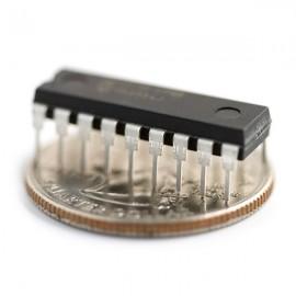 Микроконтроллер PICAXE 14M2+ (18-пиновый)