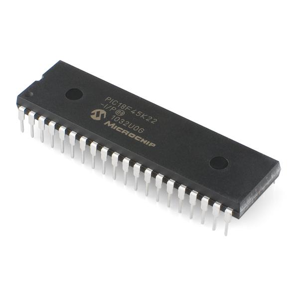 Микроконтроллер PICAXE 40Х2 (40-пиновый)