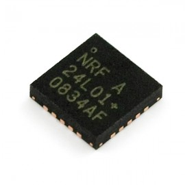 Приемопередатчик 2.4 GHz - nRF24L01+