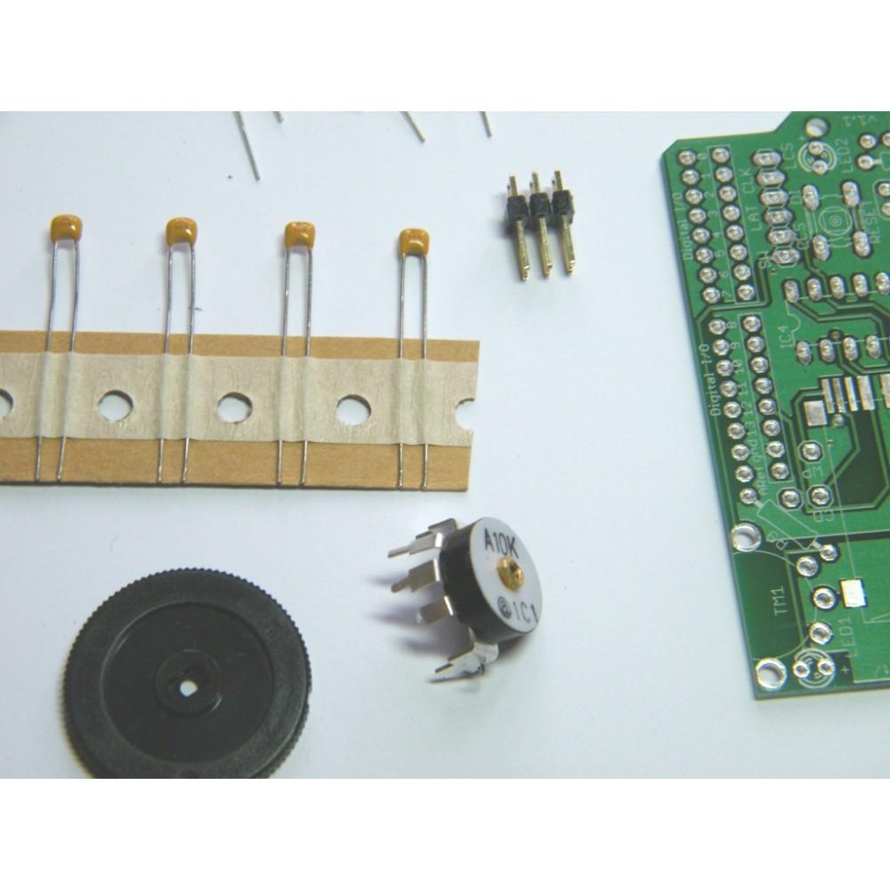 Adafruit Wave Shield - v1.1 для Arduino