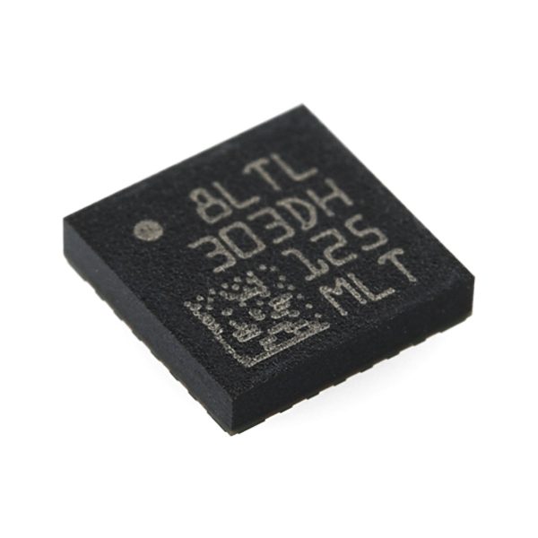 LSM303DLMTR -компасс с компенсацией наклона