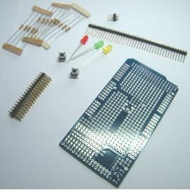 Shield MEGA Proto KIT для Arduino ОРИГИНАЛ ИТАЛИЯ
