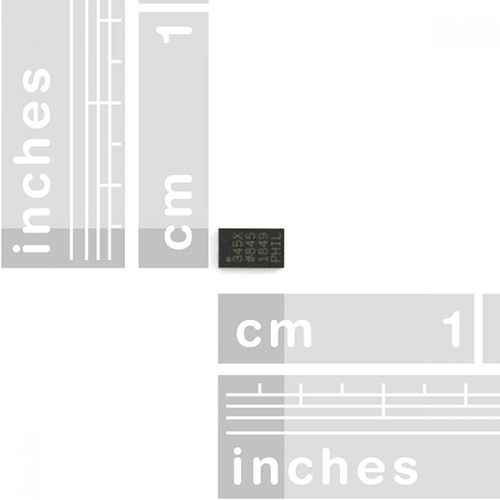 3-осевой акселерометр - ADXL345