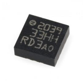 3-осевой акселерометр - LIS331HH