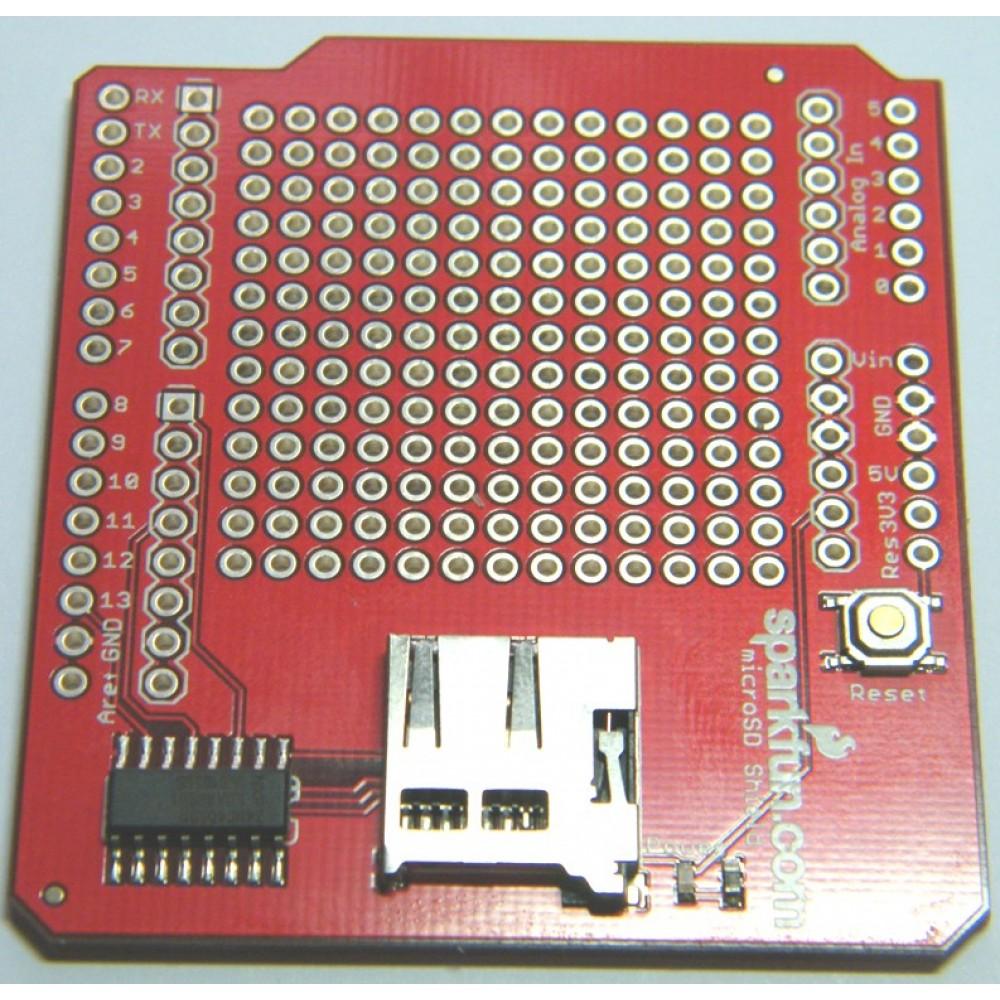 Micro Sd shield для Arduino