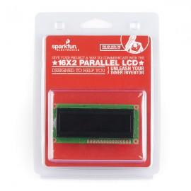 Add-on для LCD-матрицы (параллельной) 16x2