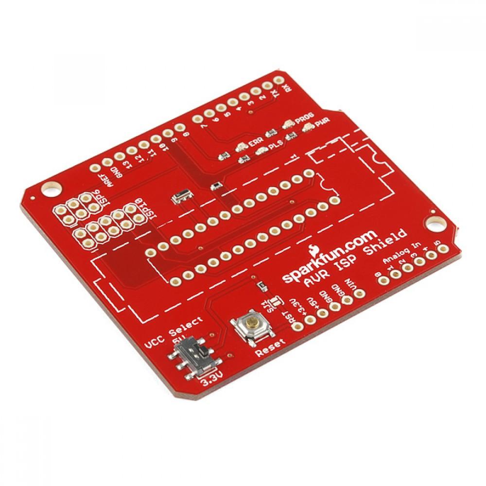Шилд AVR ISP Shield - PTH-набор