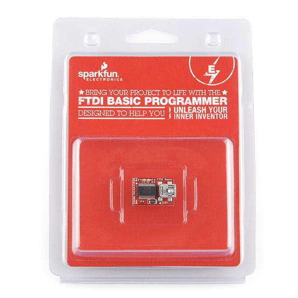 FTDI Basic 3.3V - USB to Serial