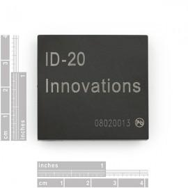 RFID Reader ID-20 (125 kHz) для Arduino