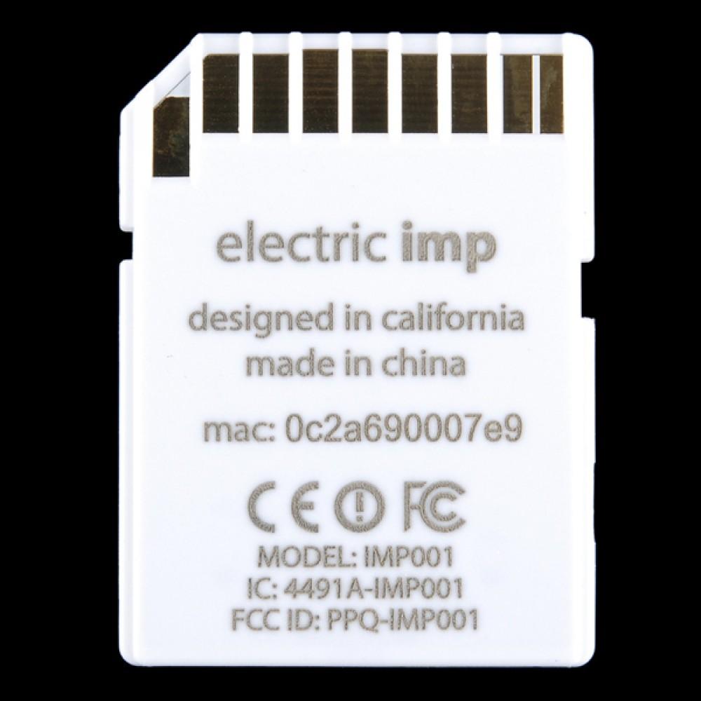Карта Electric Imp