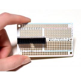 Плата для прототипирования и монтажа / Half-size Perma-Proto Raspberry Pi Breadboard PCB Kit
