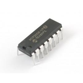Микросхема MCP3008 - 8-Channel 10-Bit ADC с SPI интерфейсом