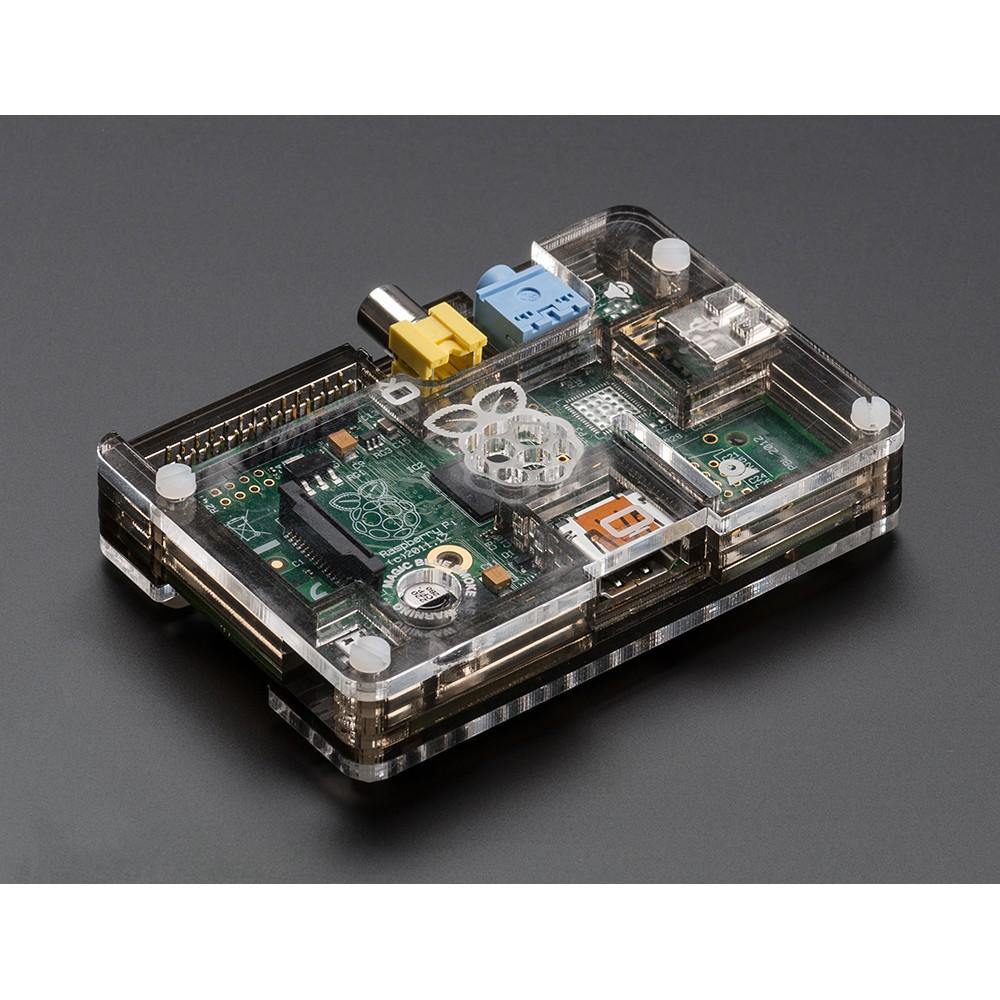 Ninja Pibow - Корпус для Raspberry Pi, модель А