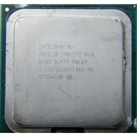 Intel Core 2 Duo E6400 2.13 GHz/2 Mb/1066 (SL9T9) s775