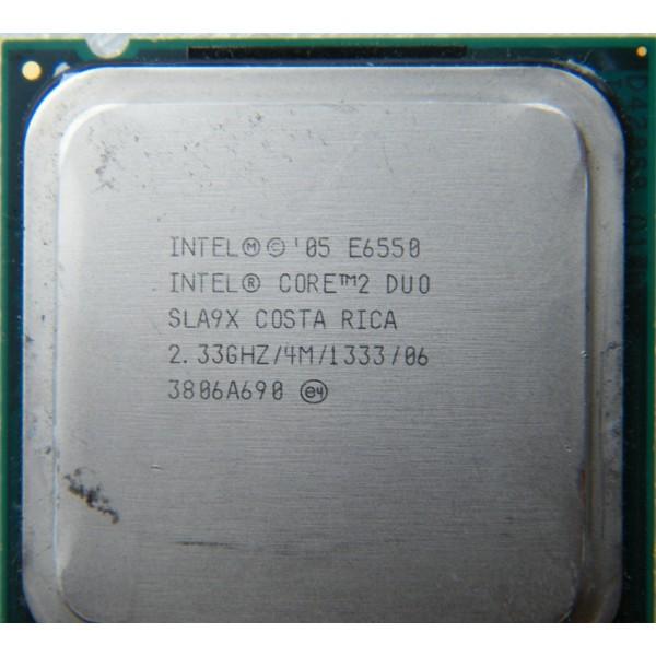 Intel Core 2 Duo E6550 2.33 GHz/4 Mb/1333 socket 775