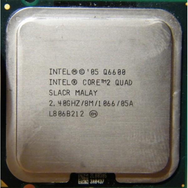 Intel Core 2 Quad Q6600 2.40 GHz/8 Mb/1066 (SLACR) s775