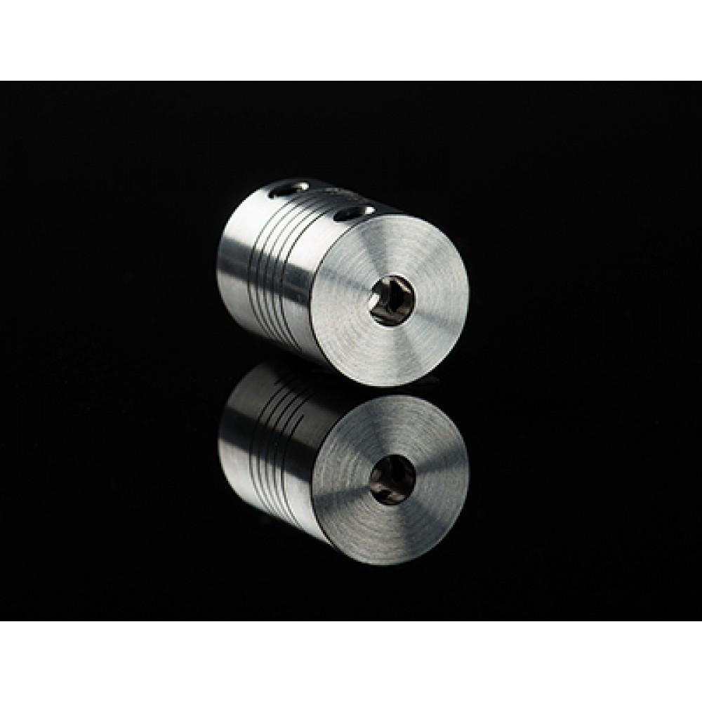Муфта Aluminum Flex Shaft Coupler - 5mm to 8mm