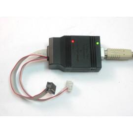 Программатор USBtinyISP AVR Programmer Kit (USB SpokePOV Dongle) - v2.0