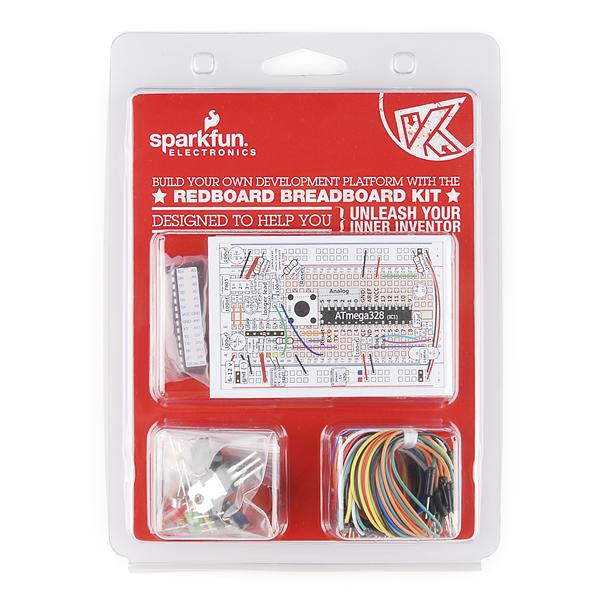 Макетная плата RedBoard - Breadboard Kit Retail