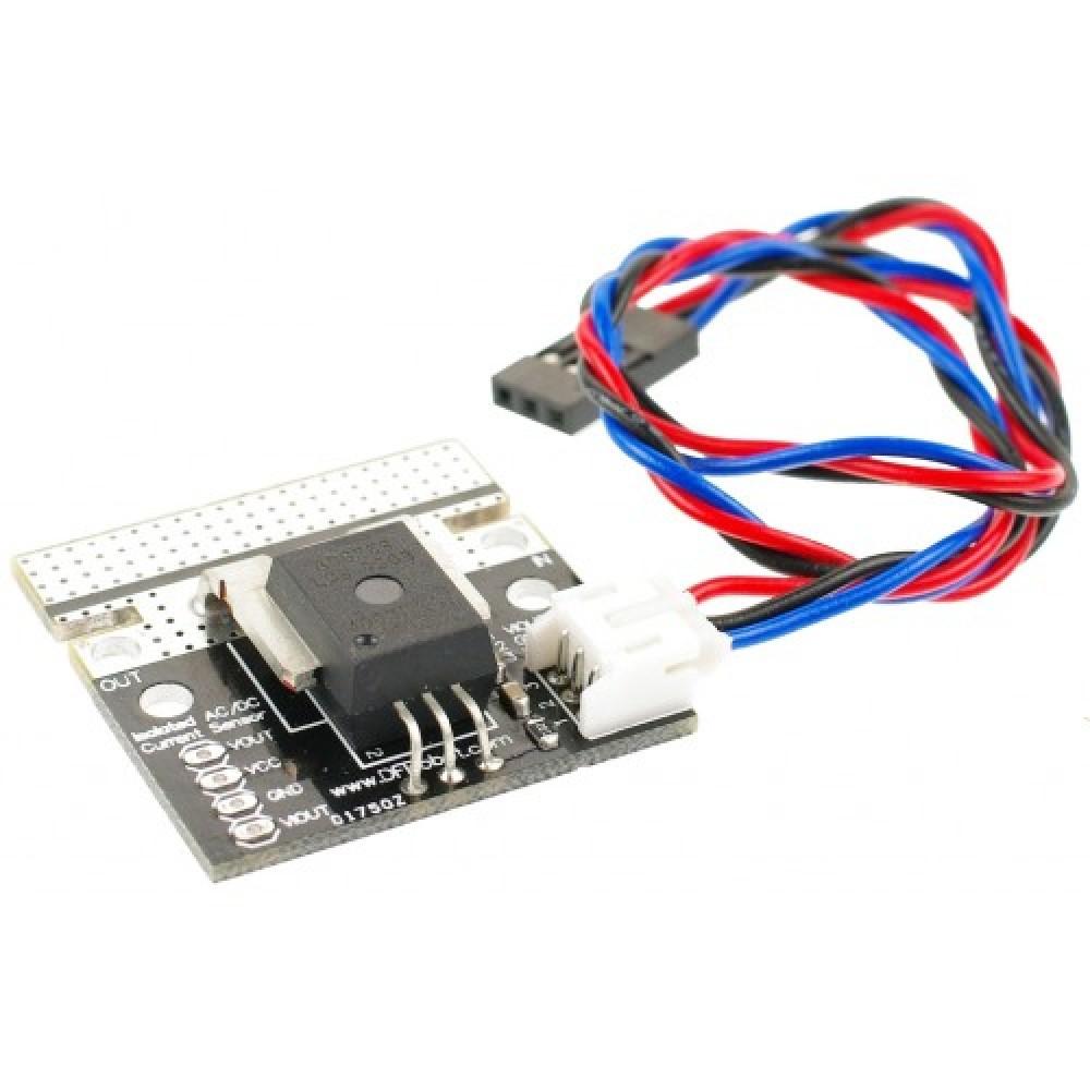 50А (AC / DC) Sensor датчик ТОКА для Arduino