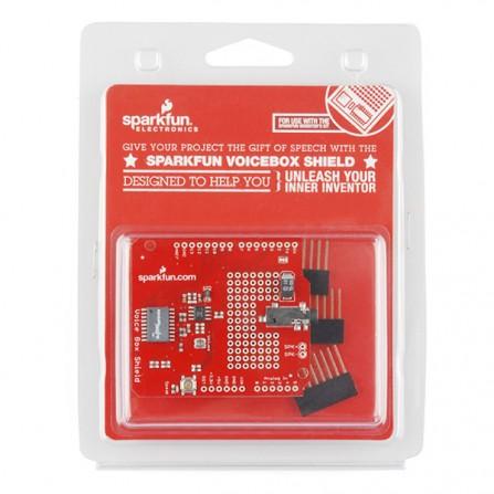 Шилд VoiceBox Shield - розничная версия