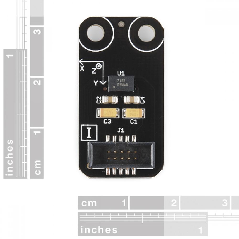 Gadgeteer - модуль акселерометра