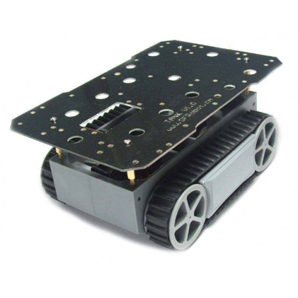 Верхняя мобильная платформа для танка (Arduino)