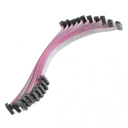 Gadgeteer - кабели (10 штук)