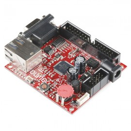 Макетная плата Ethernet Web PIC Development Board