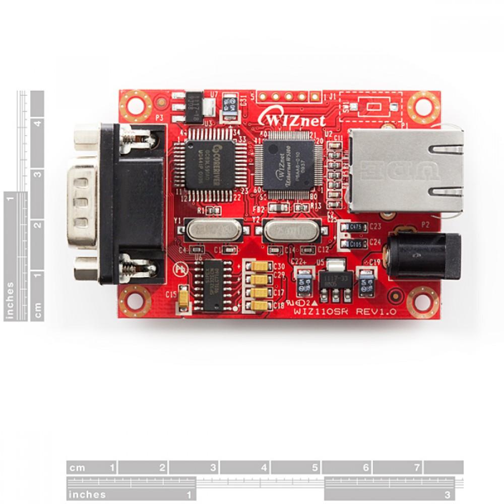 Шлюз WIZnet Serial-to-Ethernet Gateway - WIZ110SR