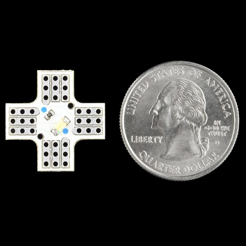 Fabrickit LED Brick - белый индикатор