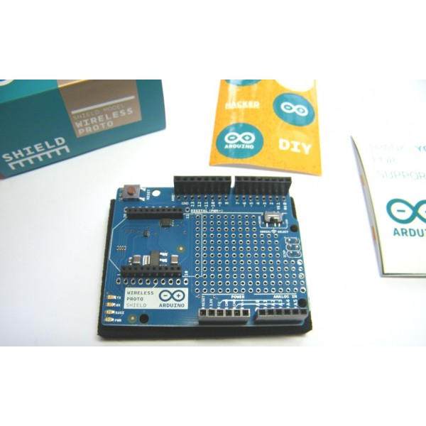 Wireless Xbee Shield Оригинал Италия (Arduino)
