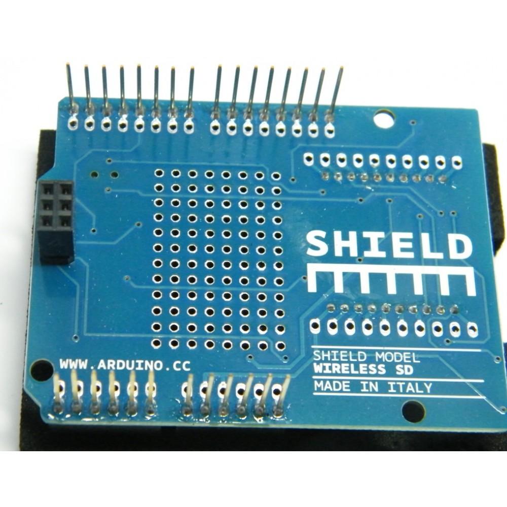 Wireless Xbee SD Shield Оригинал Италия (Arduino)