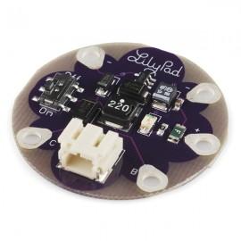 Питание LiPower LilyPad