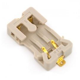 Держатель для батарейки-таблетки -20 мм (пришиваемый)