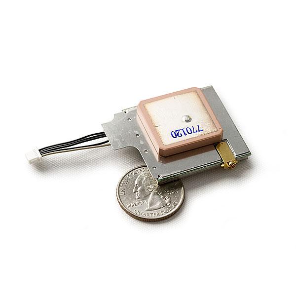 Приемник 20-канальный ЕМ-408 SiRF III с антенной и MMCX