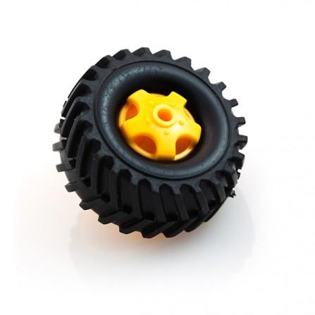 1.45 дюйма набор колес 4 шт для платформы Arduino